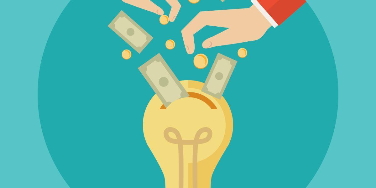 Finanzierungsrunde von verschiedenen Kapitalgebern