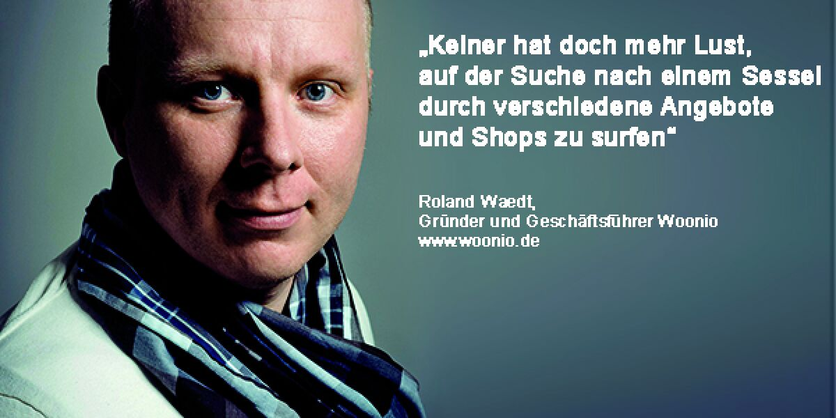 Roland Waedt von Woonio