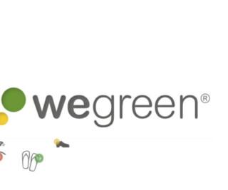 Beispiel Amazon We Green
