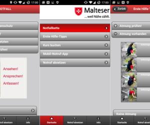 Erste-Hilfe-App