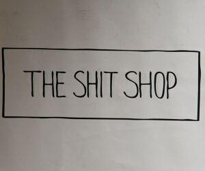 Logo The Shit Shop
