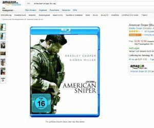 dvd amzon american sniper