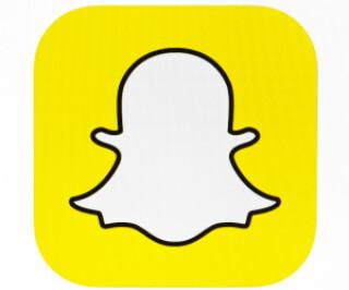 Logo von Snapchat