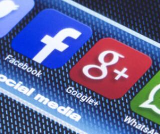 Messenger Apps auf einem Smartphone