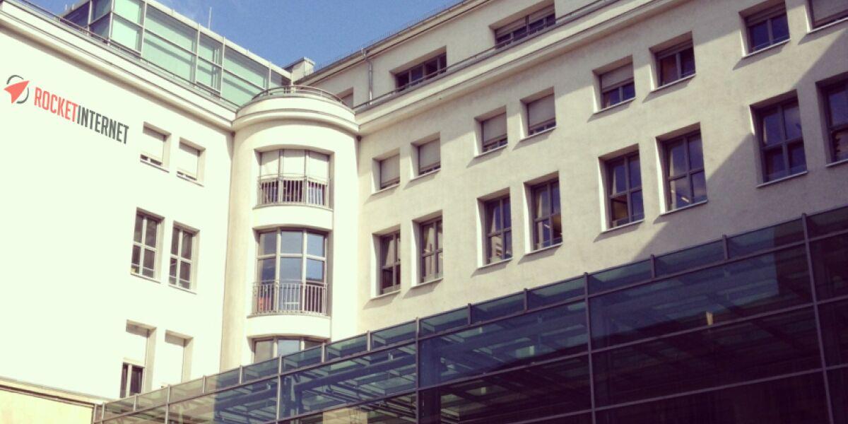 Rocket Internet Gebäude in Berlin