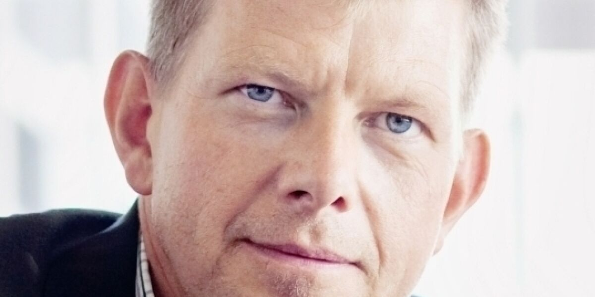 Bitkom-Präsident Thorsten Dirks