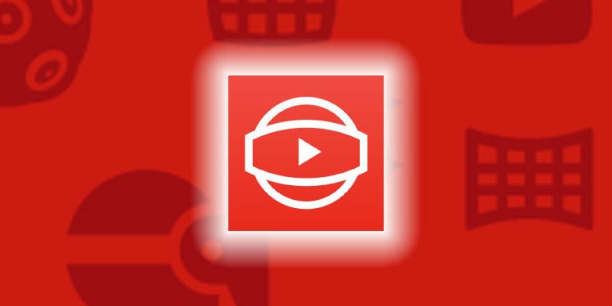 Youtube #360Video Logo