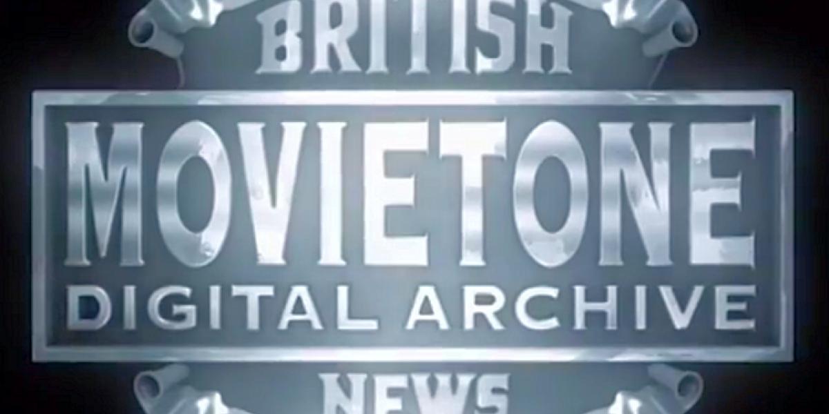 British Movietone auf Youtube