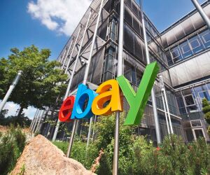 Aussehnaufnahmen eBay Headquarter