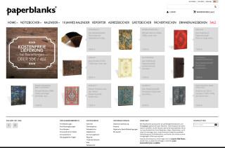 paperblanks shop
