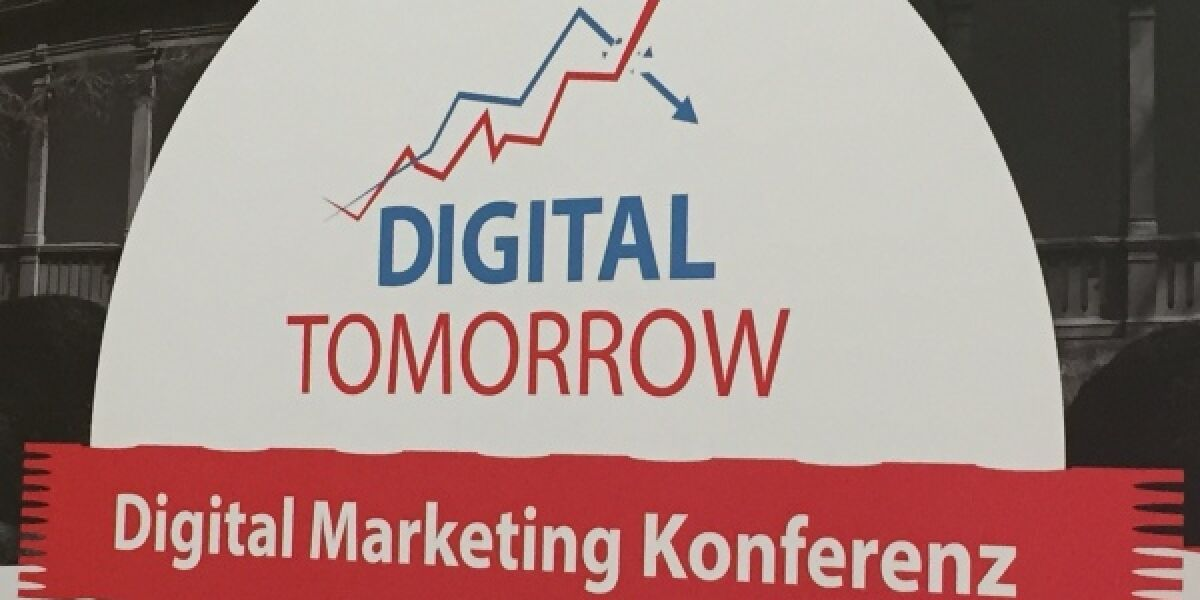 Digital Tomorrow 2015
