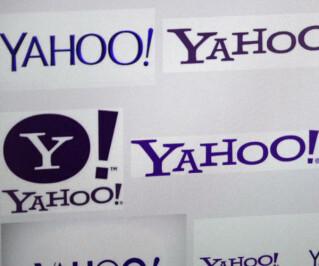 Logo von Yahoo
