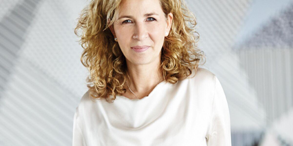 Facebook-Chefin Marianne Dölz