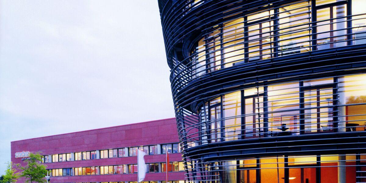 Die Ströer-Konzernzentrale in Köln