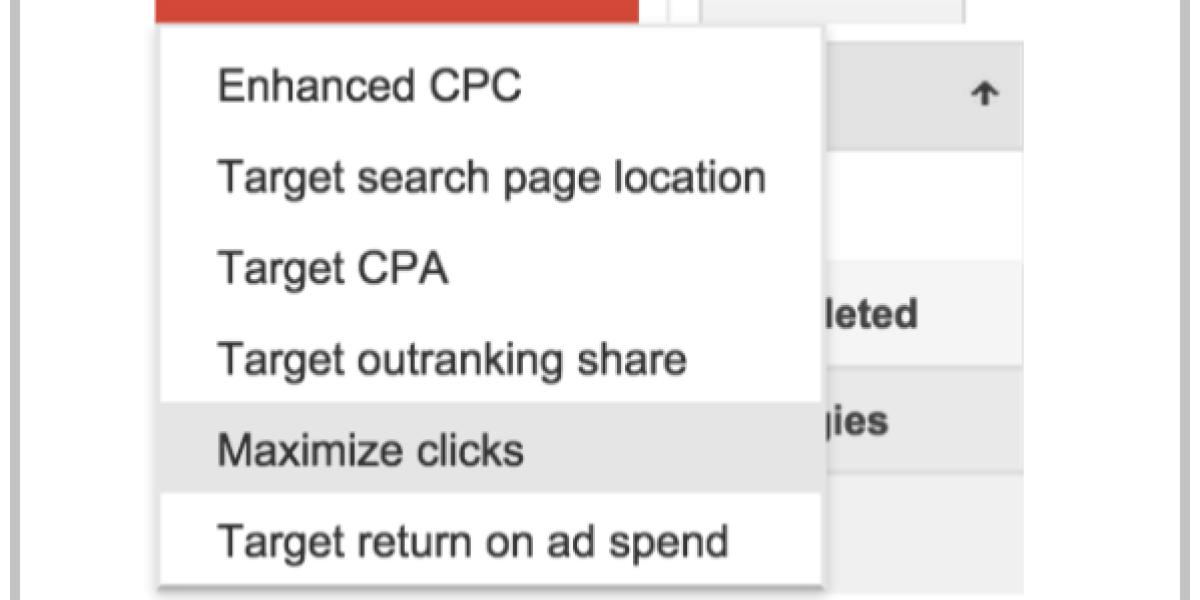 Google Shooping Bietstrategien