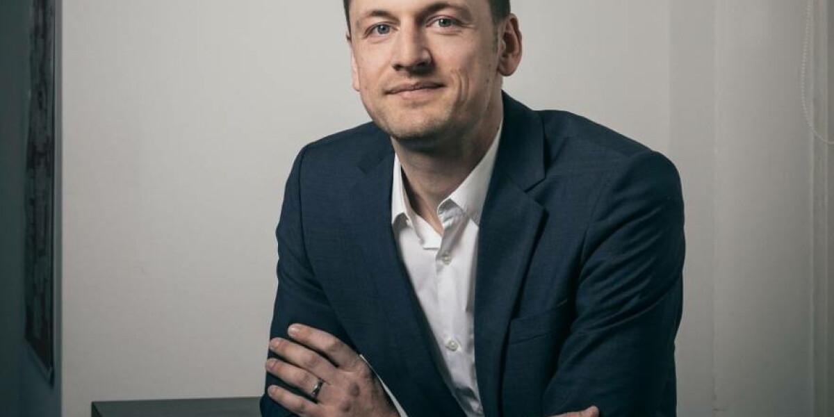 Thomas Huber Gründer und Geschäftsführer der Agentur Soulsurf