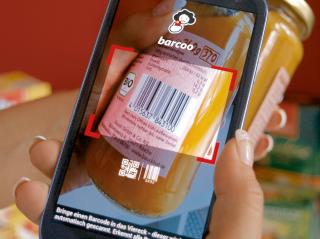Barcode & QR Scanner barcoo: Die Scanner-App informiert die Kunden über Produktdetails.
