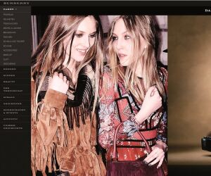 Website Burberry