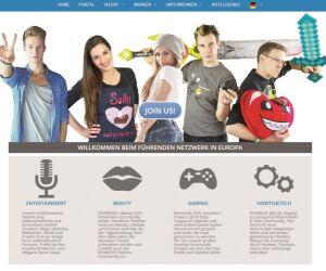 Website von Divimove