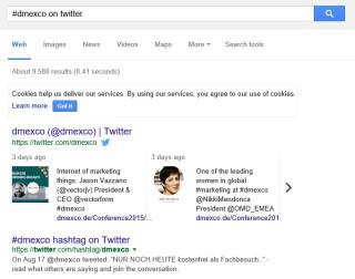Suchergebnisse Tweets