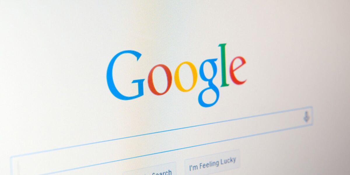 Google auf dem PC