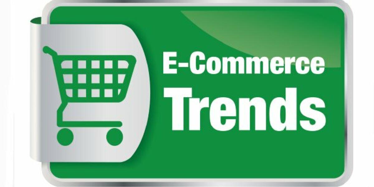 E-Commerce Trends Button