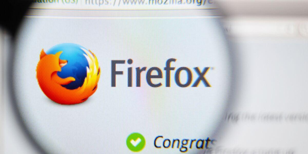 Mozilla Firefox Web-Browser