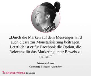Johannes Lenz Zitat