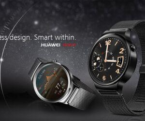 Huawei hat die Apple Watch im Visier
