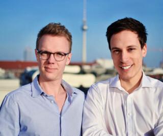 Christian Grobe und Matthias Knecht