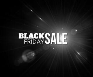 Black Friday Sale Schrift