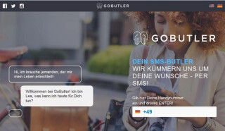 GoButler Screenshot