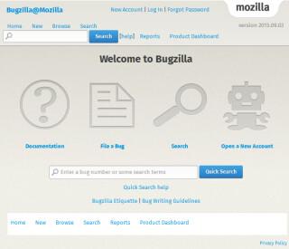 Bugzilla Fehlerdatenbank