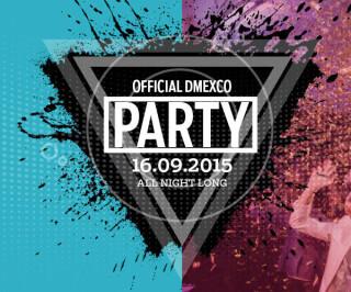 dmexco-Party Logo