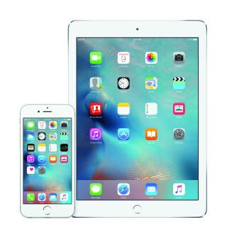 Der neue Homescreen von iOS 9