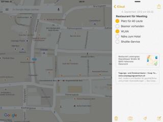 Slide Over in iOS 9
