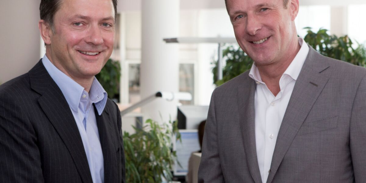 Udo Müller und Niek Jan van Damme