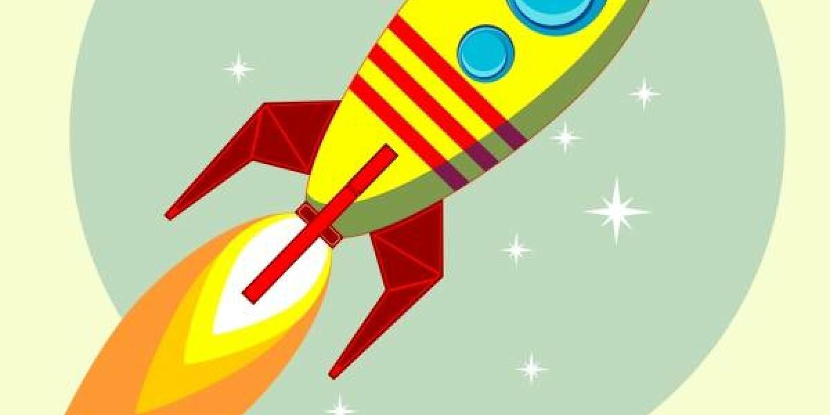 Rakete Illustration