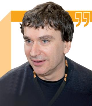 Jean-Paul Schmetz, Chief Scientist bei Burda