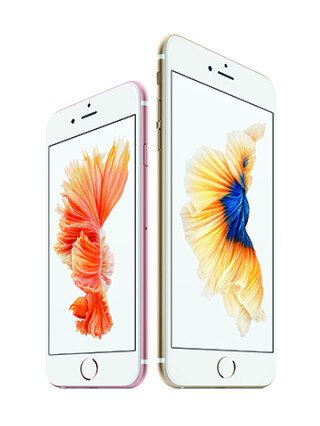 iPhone 6 mit Bildern