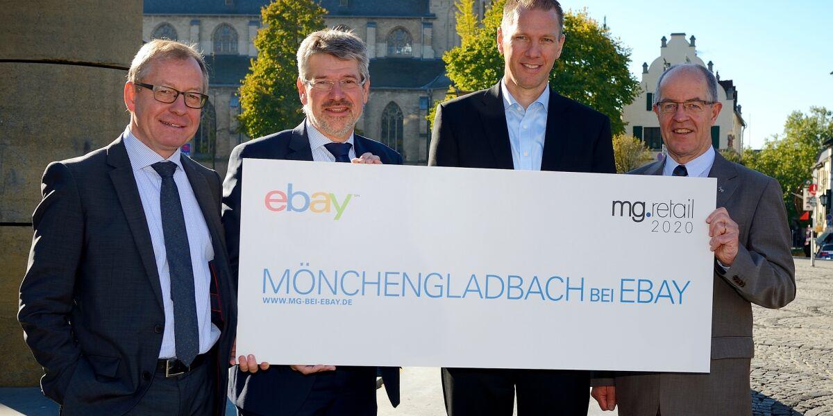 Mönchengladbach bei eBay