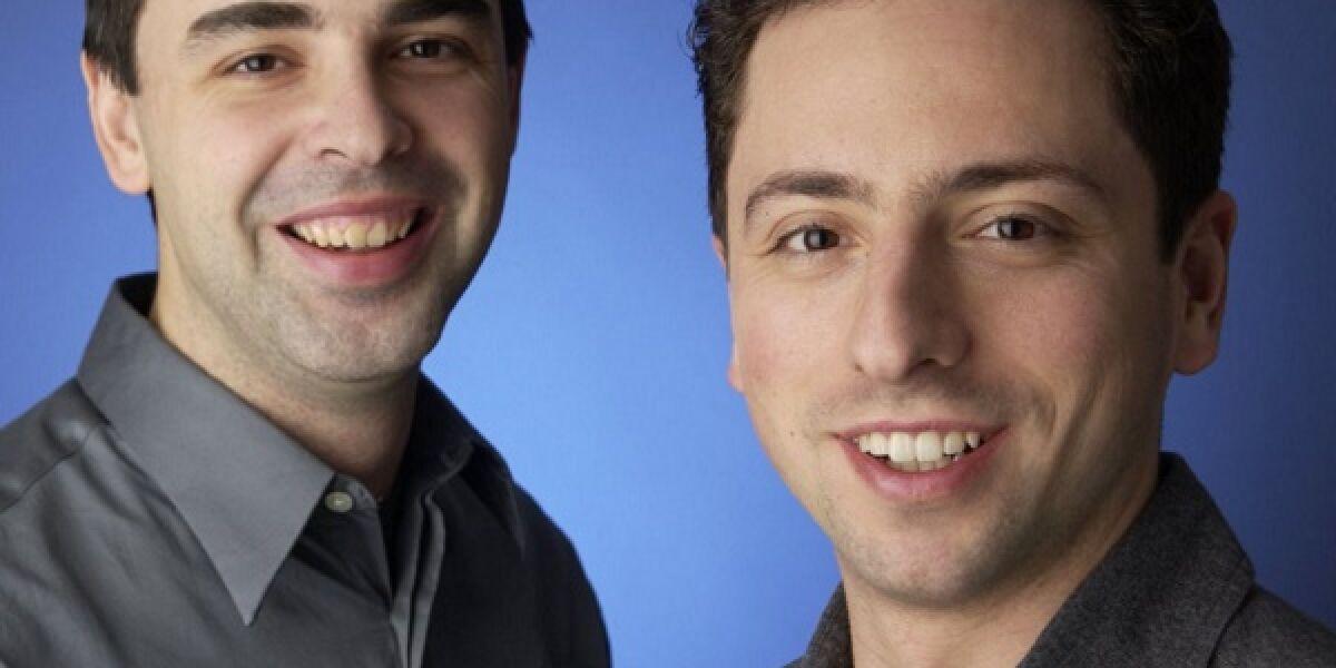 Die Google-Gründer