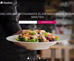 Website Foodora