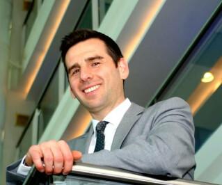 Robert Arandjelovic, Director of Security Strategy bei Blue Coat