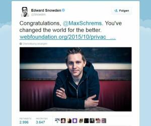 Edward Snowden Twitter