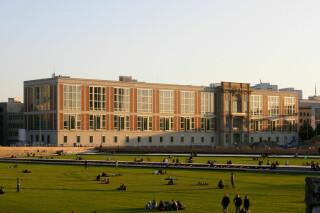 Ehemaliges Staatsratsgebäude in Berlin