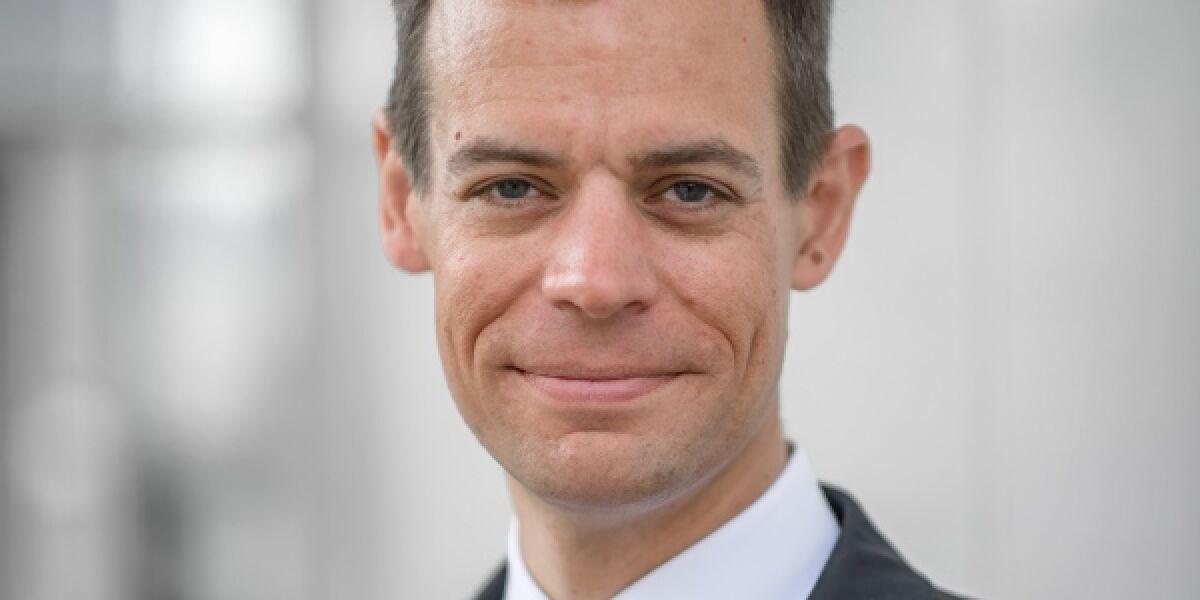 Stephan Marzen von der Rheinischen Post Verlagsgesellschaft