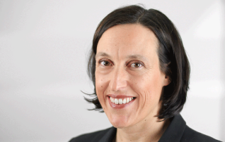Susanne Dehmel vom Bitkom-Verband