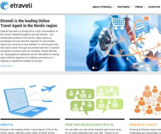 Reiseportalbetreiber Etraveli