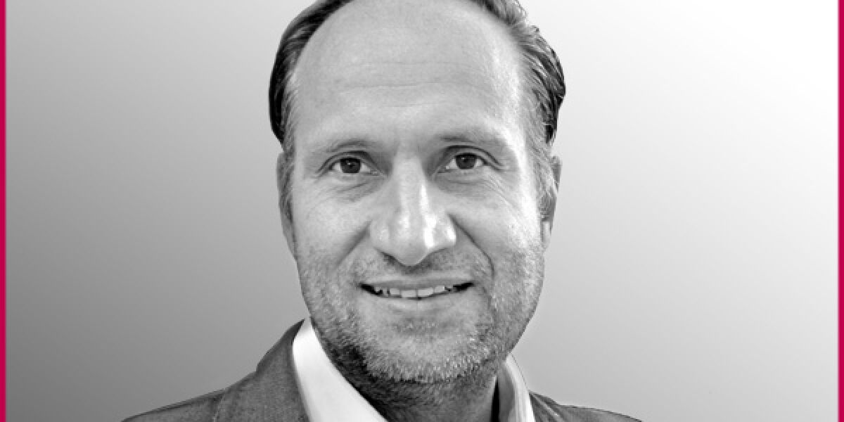 Dirk Kraus, Gründer und Vorstand der Yoc AG